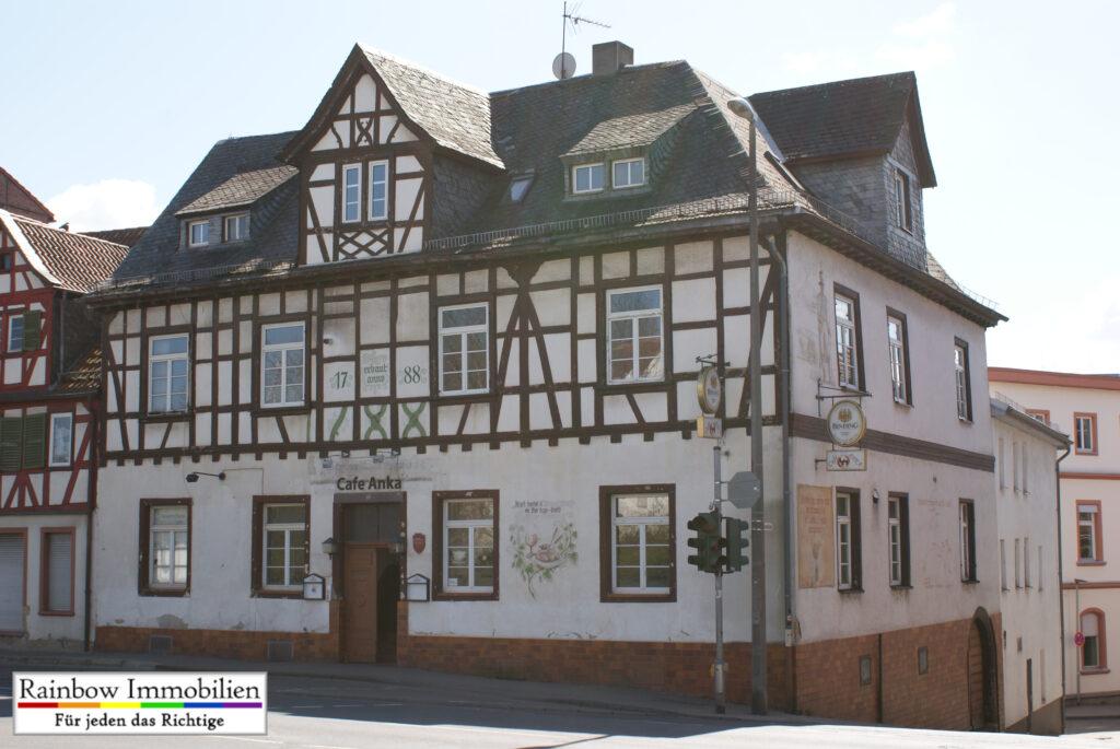 Traditionsreiches Fachwerkhaus in guter Lage von Bad Kreuznach